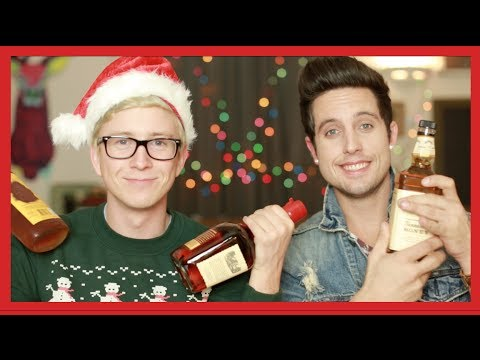 Xxx Mp4 The DRUNK 12 Days Of Christmas Challenge Ft Sawyer Hartman Tyler Oakley 3gp Sex