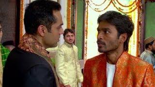 Dhanush ends a happy wedding | Raanjhanaa