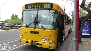Welcome Back ex1549 (1985 Mercedes Benz O305G Bus Tour)