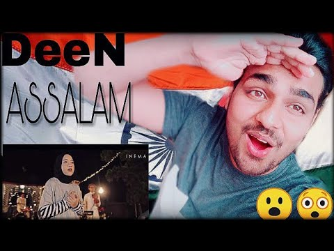 Indian reaction on DEEN ASSALAM - Cover by SABYAN