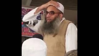 Mufti Mohammed  Hasan Topic Aqeeda E Khatm E Nubbwat Ka Tahafuz