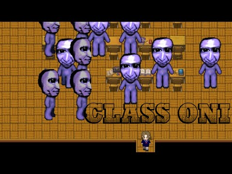 Class Oni - Suddenly, Oni
