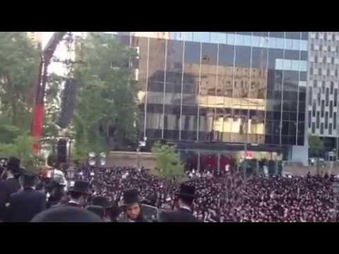 Xxx Mp4 25K Haredim Protest IDF Draft Bill In NYC 3gp Sex