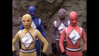 Mighty Morphin Power Rangers - End of the Dark Rangers  
