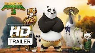 Kung Fu Panda 3 | Segundo Trailer Oficial | Legendado HD