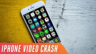 This 5-second video will crash your iPhone