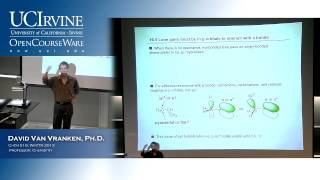 Organic Chemistry 51B. Lecture 21. Conjugation, Resonance, Diels-Alder Reactions, Part 1.