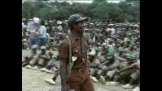 solomon mujuru (Rex Nhongo) speaks on 26 March 1980