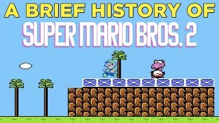 Brief History of SUPER MARIO BROS 2 (Feat. Justin McElroy & Russ Frushtick)