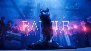 WHITE FANG (2018) - Dog Battle Scene