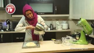 رولت خامه ای در 8 دقیقه/ ویدئوی طرز تهیه