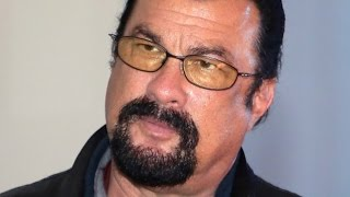 Whatever Happened To Steven Seagal?