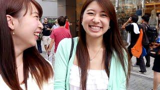 Types of Guys Japanese Girls Like (Interview)