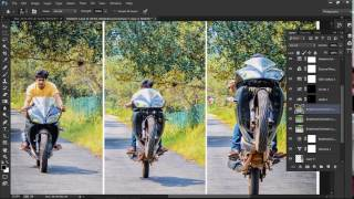Awesome Photo Editing in Photoshop CC  Bidhun Photography