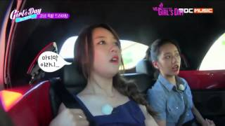 [ENG SUB] Girl's Day's One Fine Day - Episode 8 Part 1