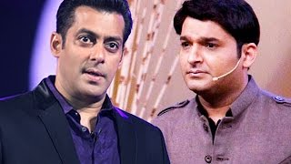 Kapil Sharma Gets ANGRY On Salman Khan