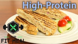 Delicious Tuna Melt (High-Protein, Bulking)