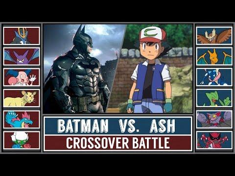 Xxx Mp4 Ash Vs Batman Pokémon Sun Moon Pokémon DC Crossover 3gp Sex