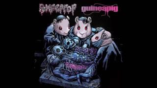 """Rompeprop / Guineapig - split 12"""" FULL ALBUM (2017 - Goregrind)"""