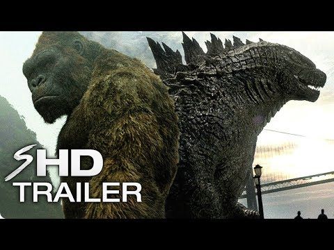 Godzilla vs. Kong 2020 Official Tease Not the only King End Credit – Godzilla King of Monsters