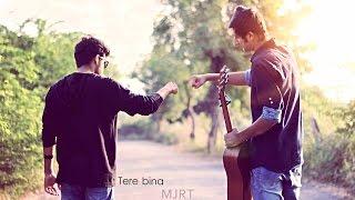 Tere Bina | Heropanti | Acoustic cover | Mustafa Zahid