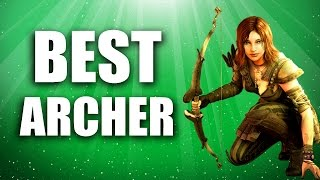 Skyrim Special Edition - BEST Archer Starter Guide - How to Begin your Archery Build