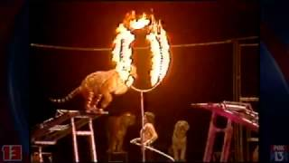 From 1984: Ringling Bros. circus 100th anniversary