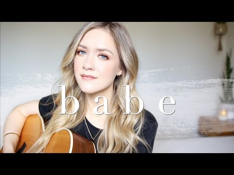 Download Babe - Sugarland ft. Taylor Swift Cover | Carley Hutchinson free