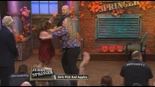 Wifey Confronts Other Woman (The Jerry Springer Show)