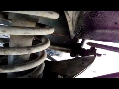 Развал колёс ваз 2107