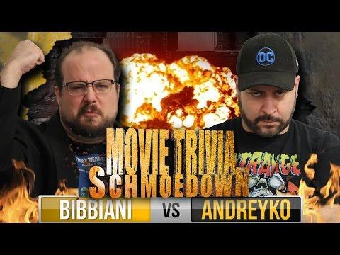 Movie Trivia Schmoedown - Marc Andreyko Vs William Bibbiani