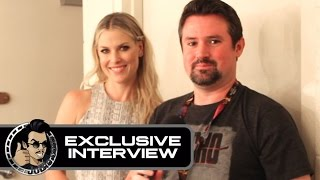 Ali Larter Interview for RESIDENT EVIL: THE FINAL CHAPTER (Exclusive) #NYCC2016