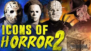 Freddy vs Jason vs Pinhead vs Michael vs Jeepers Creepers vs Hannibal Lecter Horror Film Movie full