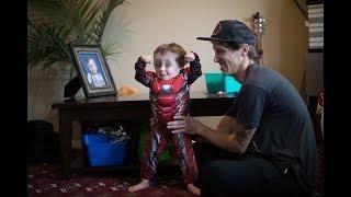 Our Superhero Son Whose Bones Break Like 'Glass'