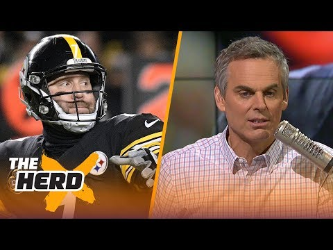 Colin Cowherd on Big Ben s legacy after huge Week 14 vs Ravens & the NFC playoff race THE HERD