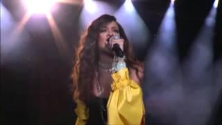 Rihanna Live in Rio, Brazil - Sep 2015