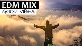 EDM MIX 2018 - Good Vibes | Dance Future House & Progressive Music