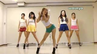 PSY - GANGNAM STYLE () Waveya  Korean dance team - 80429015+ Views.flv