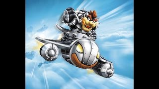 Skylanders SuperChargers - Hammer Slam Bowser Quests