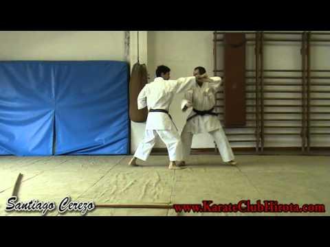 Bunkai Kumite Matsumura no Passai Shito Ryu
