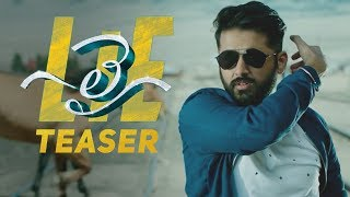 #LIE Movie Teaser - Nithiin, Arjun, Megha Akash | Hanu Raghavapudi | Mani Sharma - 14REELS