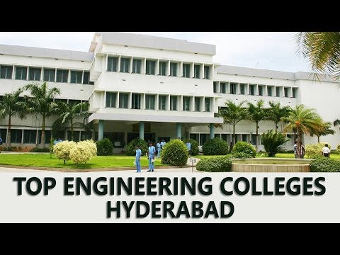 Top 10 Engineering Colleges in Hyderabad with Placements 2017