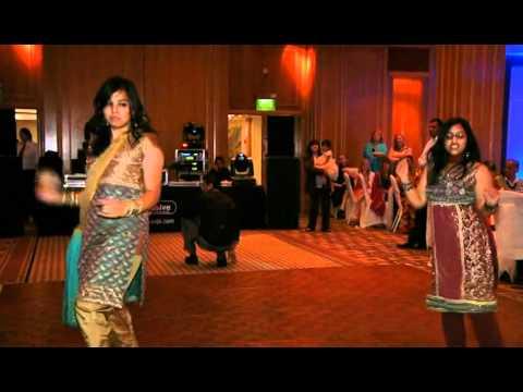 Reception Mehndi Dance
