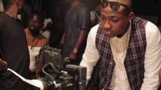 Diamond Feat Davido - Number One Remix (Behind The Scene)