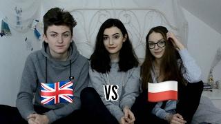 Angielski vs Polski | CHALLENGE JĘZYKOWY 2