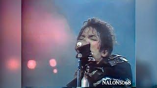 Michael Jackson - Bad Live At Wembley  1988 | Enhanced