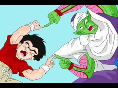 fusion dragon ball z krilin y piccoro