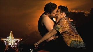 Seth Rogen On Kanye's Reaction to Bound 2 Parody - The Graham Norton Show