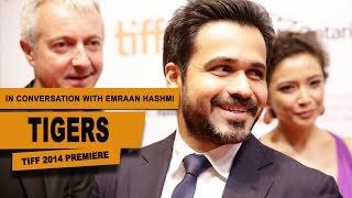 Emraan Hashmi at Tigers Premiere - TIFF 2014