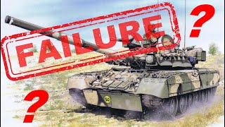 Was T-80 really a FAILURE? T-80 tank Review